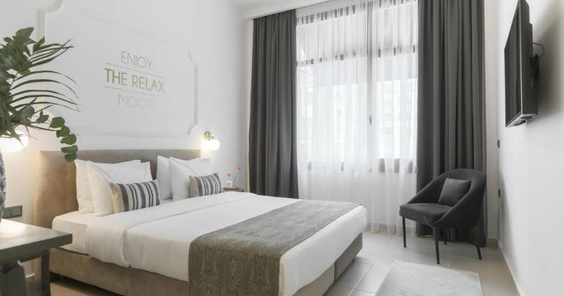 Mood luxury rooms thessaloniki