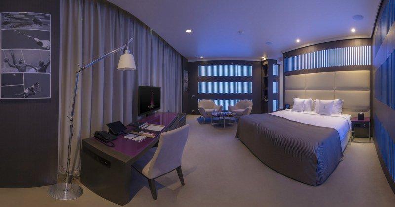 Mood luxury rooms