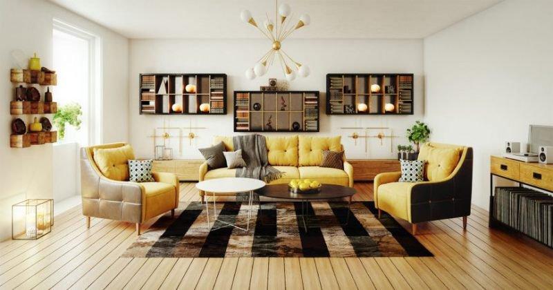 Mood rooms design color