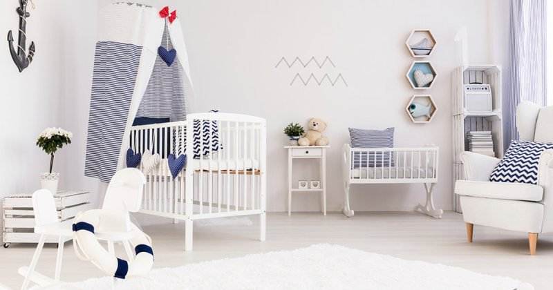 Nursery design and layout