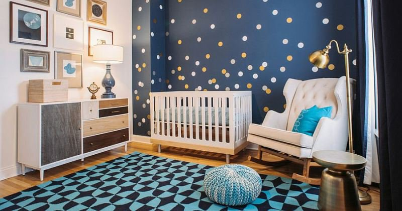 Nursery design ideas boy