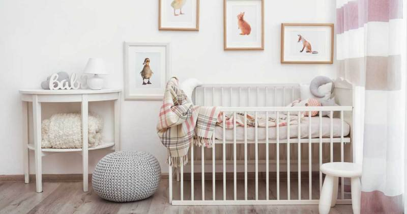 Nursery design on budget