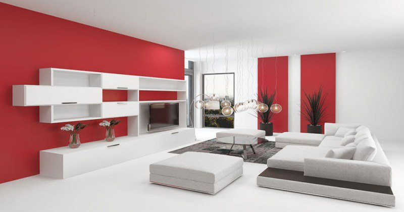 Paint mood color for rooms