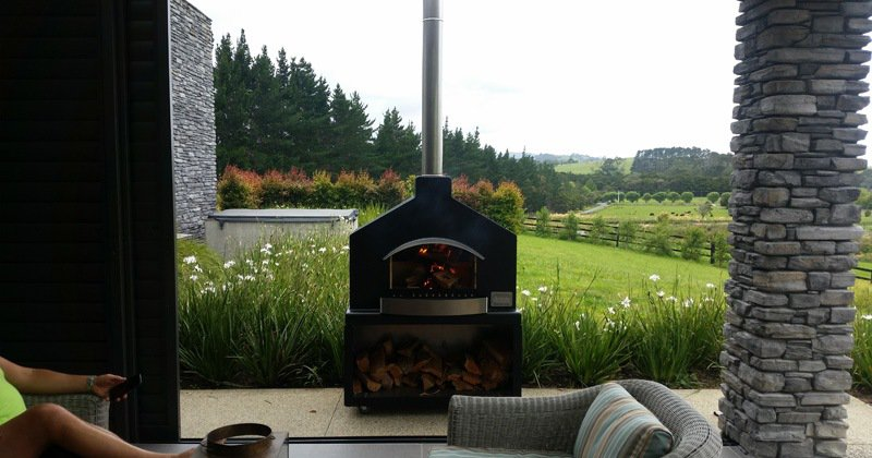 Portable outdoor fireplace nz