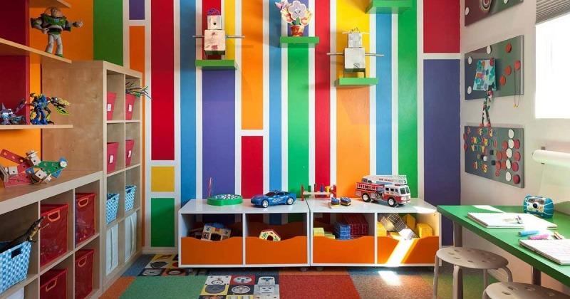 Rainbow Room for Kids