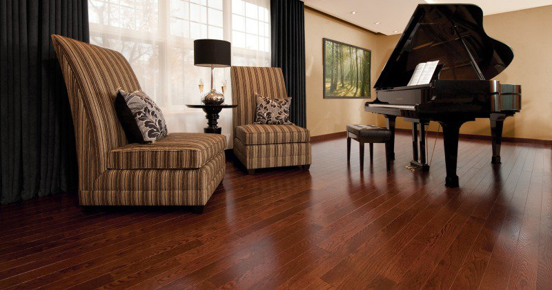 Red oak flooring cost