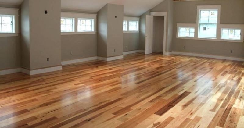 Red oak flooring prefinished
