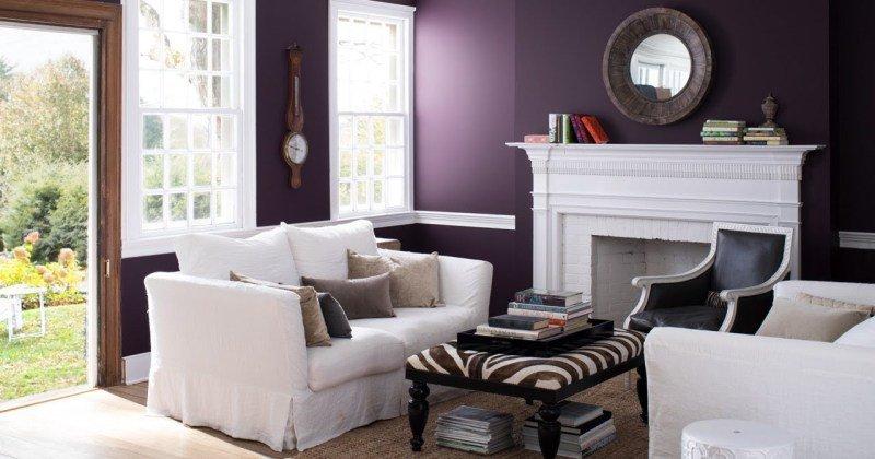 Rooms mood color design