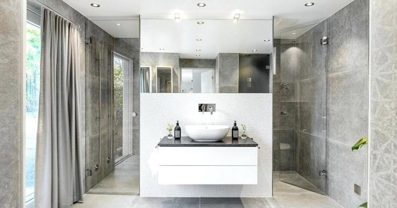 Scandinavian small bathroom ideas