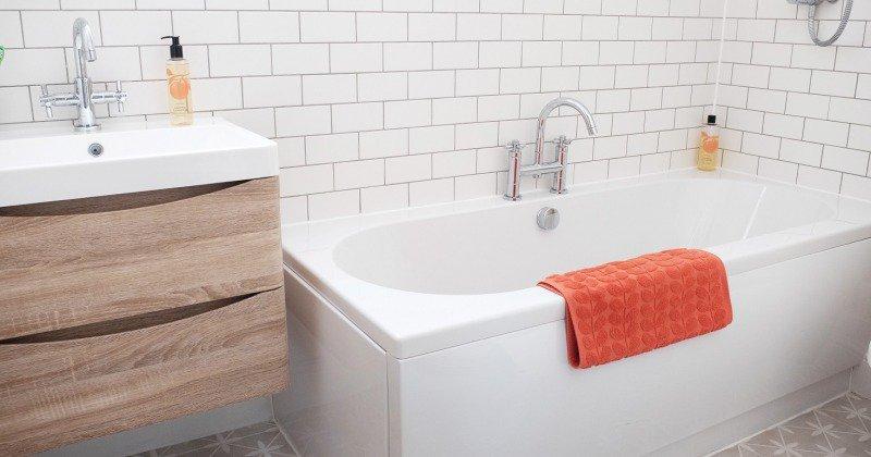 Scandinavian style bathroom ideas