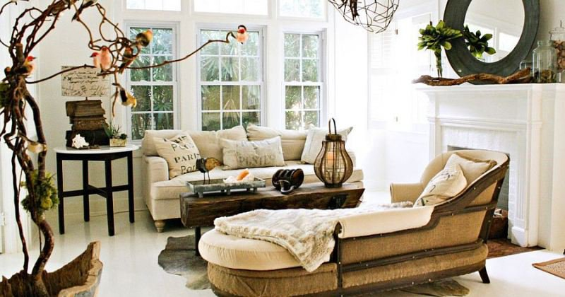 Shabby chic couch ideas