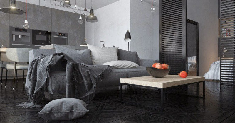 Shades of gray house paint