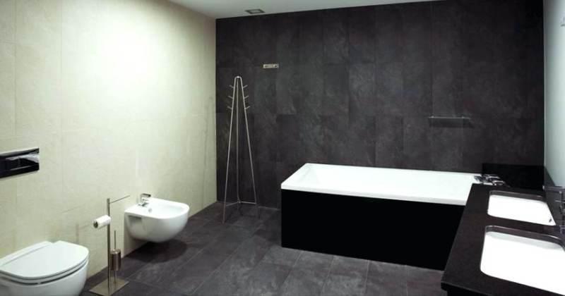Simple elegant small bathrooms