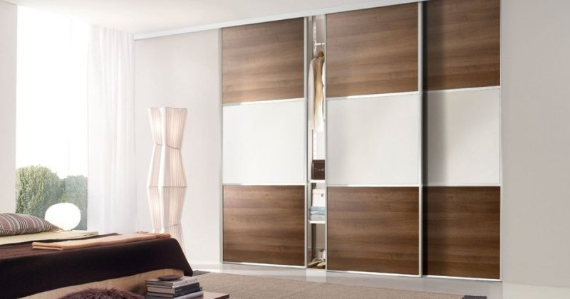 Sliding wardrobe new design