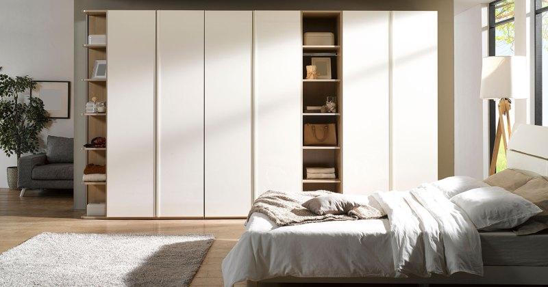 Small Bedroom cupboard design