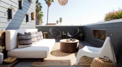 Small Terrace Design