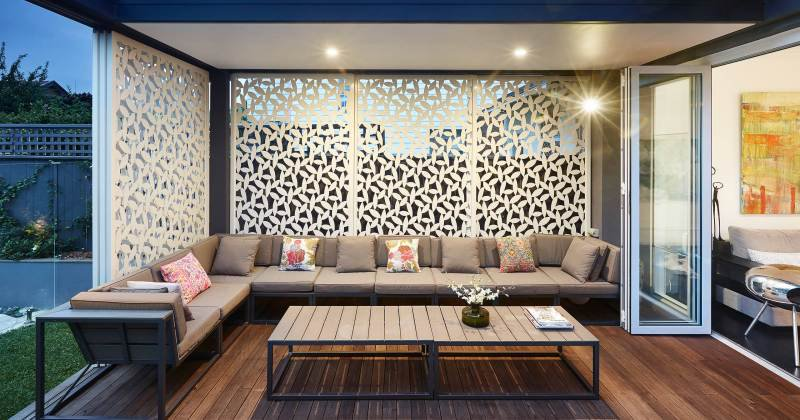 Small house with terrace design in philippines