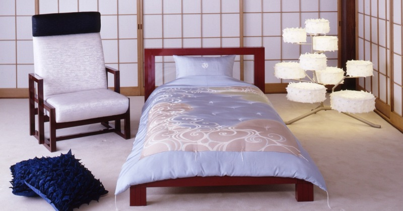Small japanese style bedroom furniture