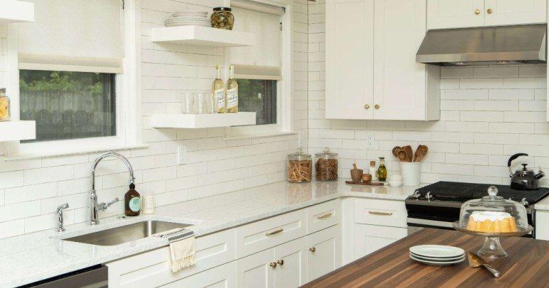 Small kitchen design 2018