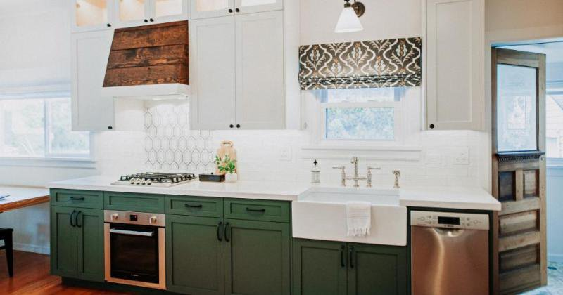 Small kitchen design ideas 2019