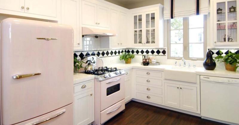 Small kitchen design l shape