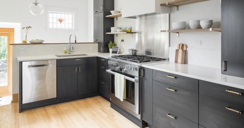 Small kitchen design tips