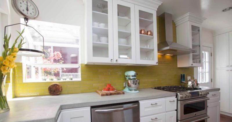 Small kitchen remodel design ideas