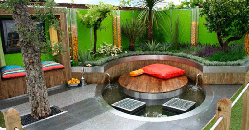 Small terrace design ideas india