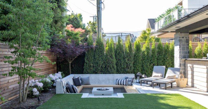 Small terrace house design
