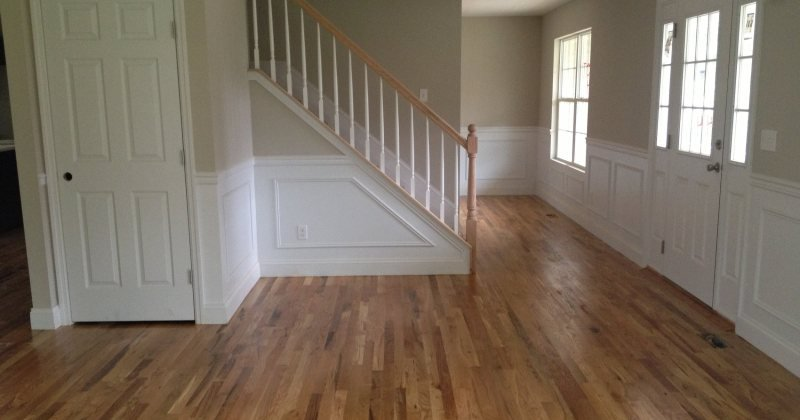 Stains for red oak flooring