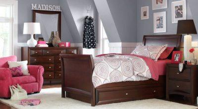 Teenage Girls Bedroom Design