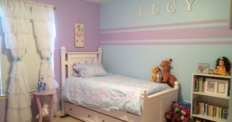 Teenage girl room color ideas
