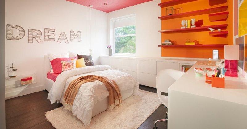 Teenage girl room theme ideas