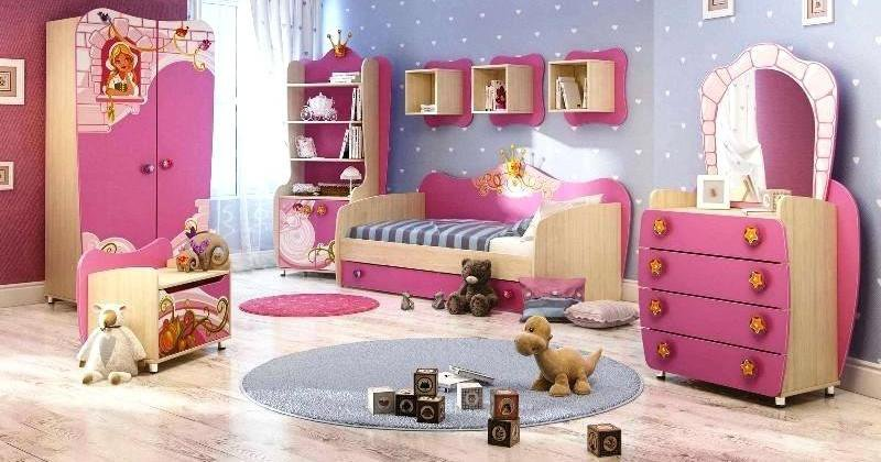 Toddler girl room color ideas