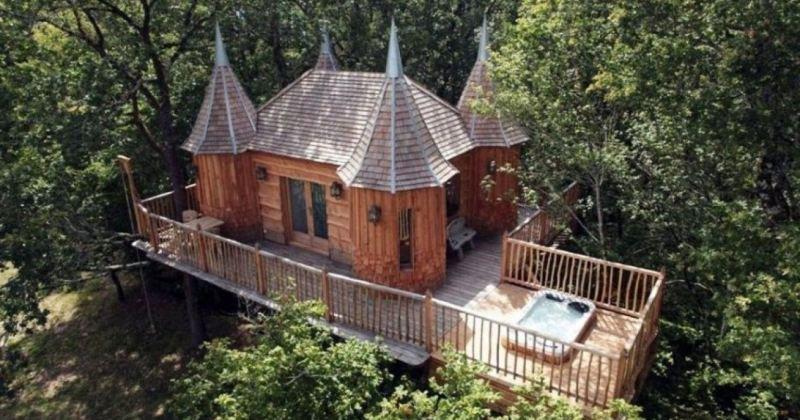 Tree house home ideas