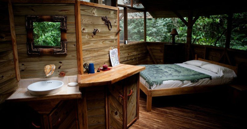 Treehouse bedroom ideas