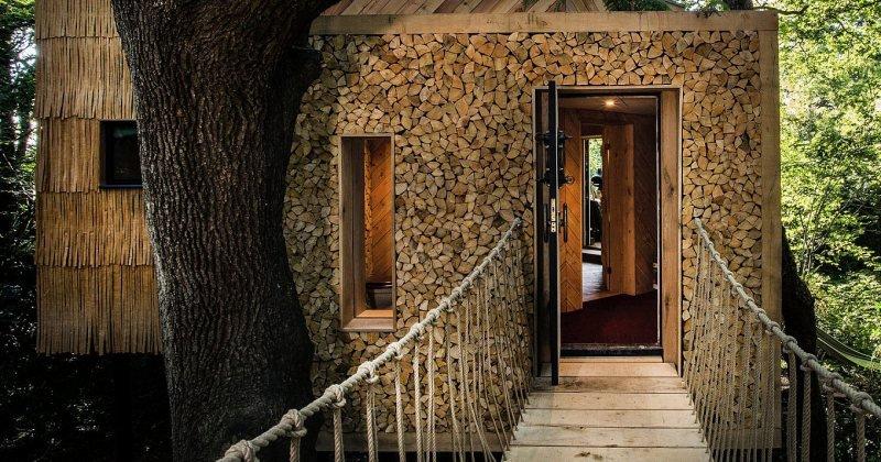 Treehouse door ideas