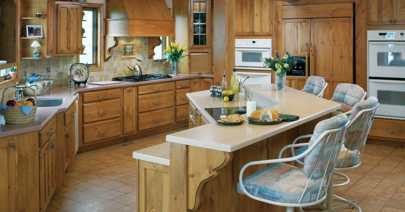 Tuscan style kitchen chairs