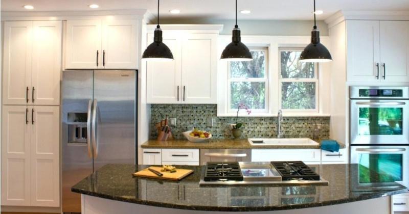 Tuscan style kitchen pendant lighting