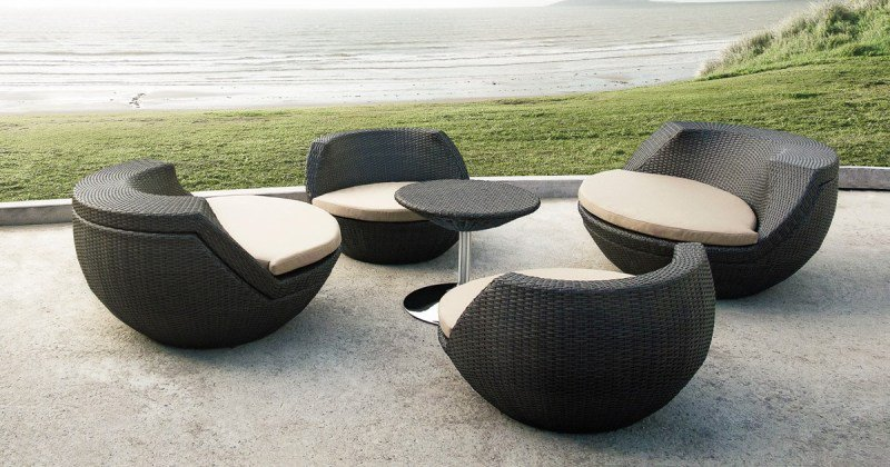 Unique affordable outdoor furniture