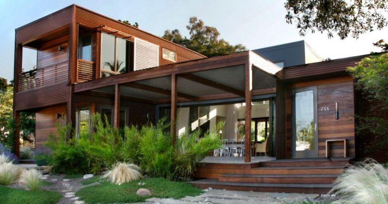 Unique architectural home design ideas