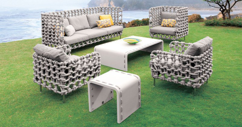Unique outdoor furniture ideas