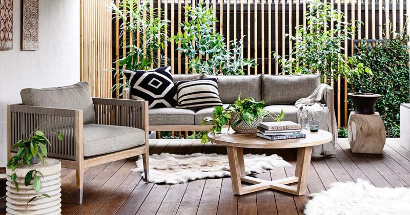 Unique outdoor furniture melbourne