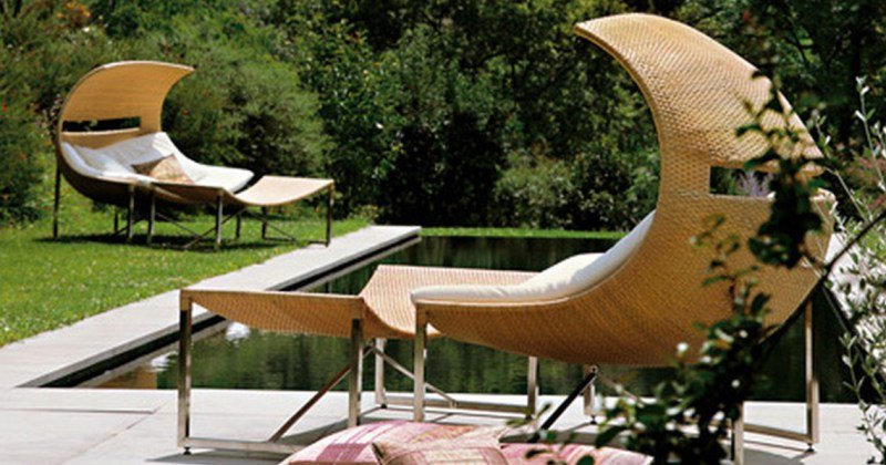 Unique outdoor furniture