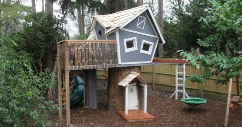 children's tree house designs