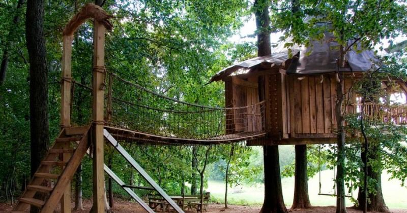 treehouse ideas for kids