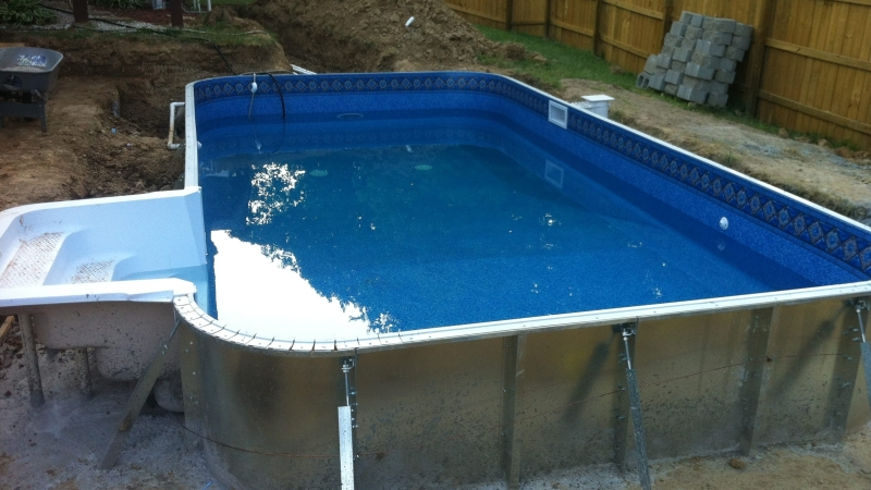 About Installation of Semi Inground Pools