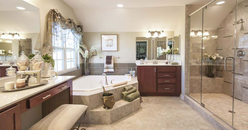 Bathroom interior ideas