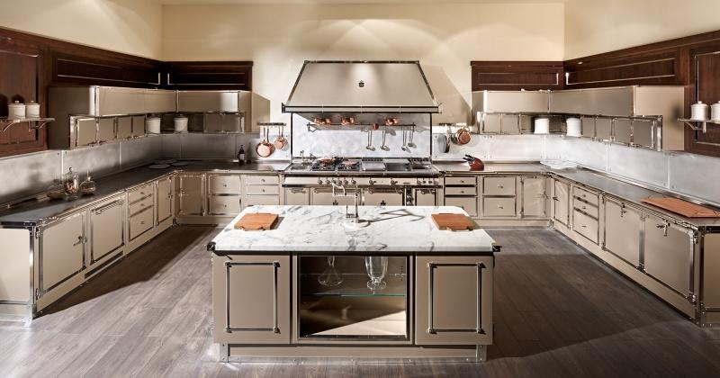 Beautiful design of kitchen