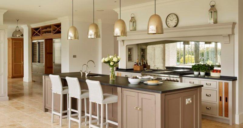 Beautiful home kitchen design